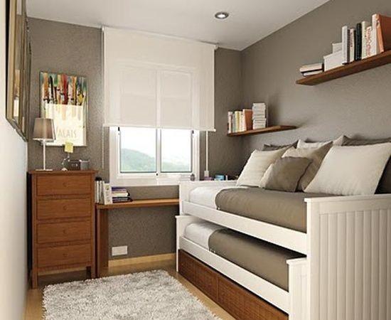 Kleine Slaapkamer Inrichten Ikea : kleine ruimtes inrichten woon je in ...