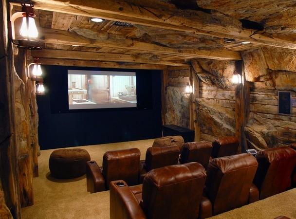 Thuis bioscoop maken