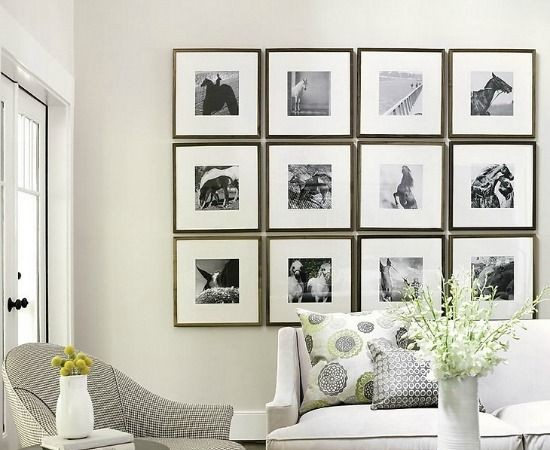 fotolijsten wand Archieven - Interieur Insider