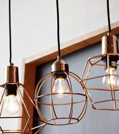 Koperen staande lamp archieven interieur insider for Lampen 4room