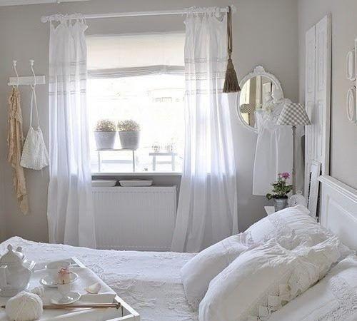 witte slaapkamer met lichte kleuren Archieven - Interieur Insider