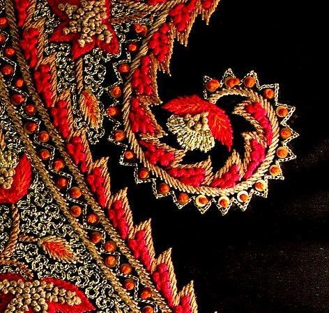 Paisley behang