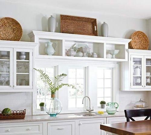 Fotomuur inspiratie interieur insider - Witte keuken decoratie ...