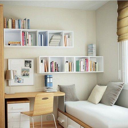 Uitzet voor op kamers archieven interieur insider - Inrichten van een kleine volwassene slaapkamer ...