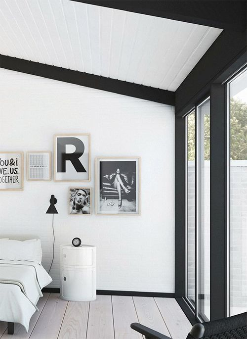 ... slaapkamer zwart wit zwart en wit slaapkamer zwart wit slaapkamer
