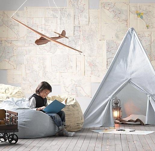 Jongens slaapkamer - Interieur Insider