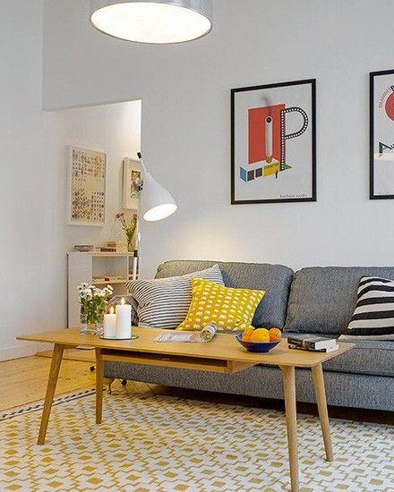 Meubels voor kleine woonkamer