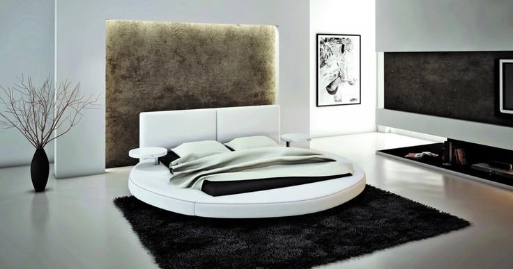 ronde bedden interiorinsider