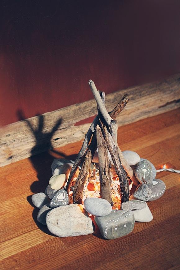 Flameless-fire-pit
