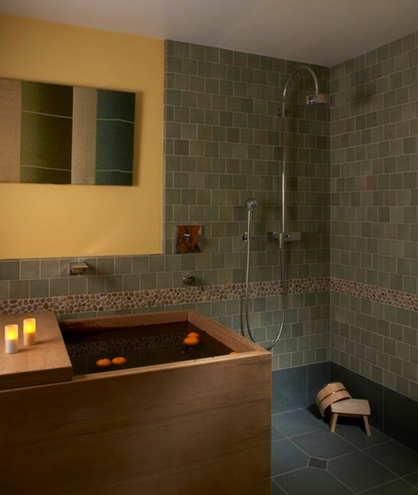 Japanese-bathtub-green-tiles
