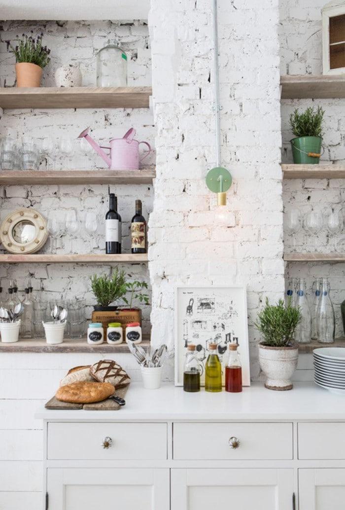 Open keukenkastjes - Interieur Insider