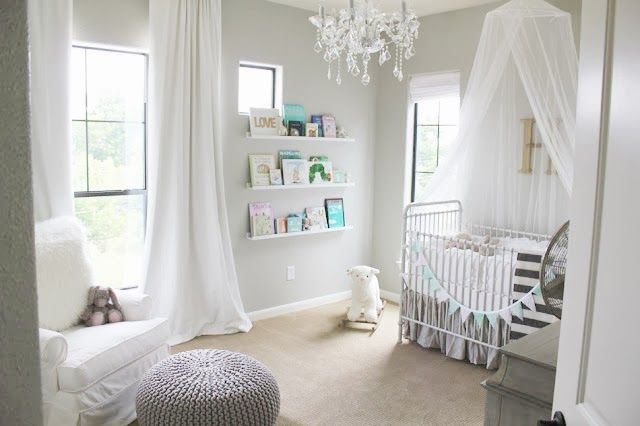 Babykamer inrichten waar moet je op letten tips en inspiratie idee n for Kamer decoratie meisje