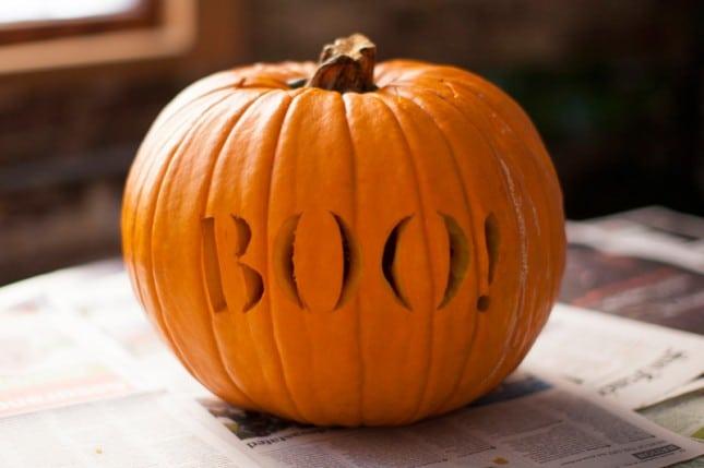 Pompoen Voor Halloween.Halloween Pompoenen Interiorinsider Nl