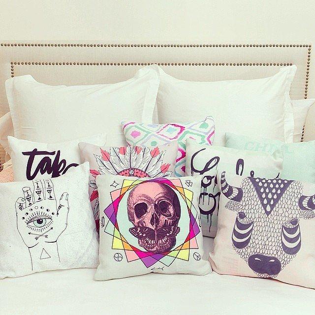 Skull-Pillows