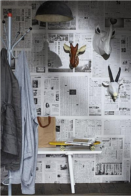 Woontrendz-behang-krant