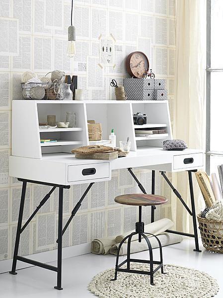 Woontrendz-behang-van-papier-uit-boeken
