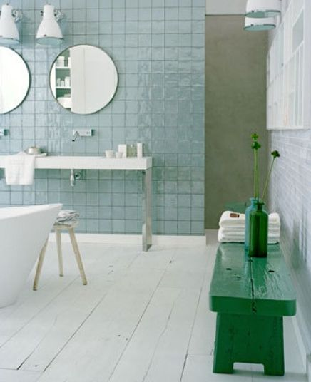 Kleuren badkamer  u2014 InteriorInsider nl