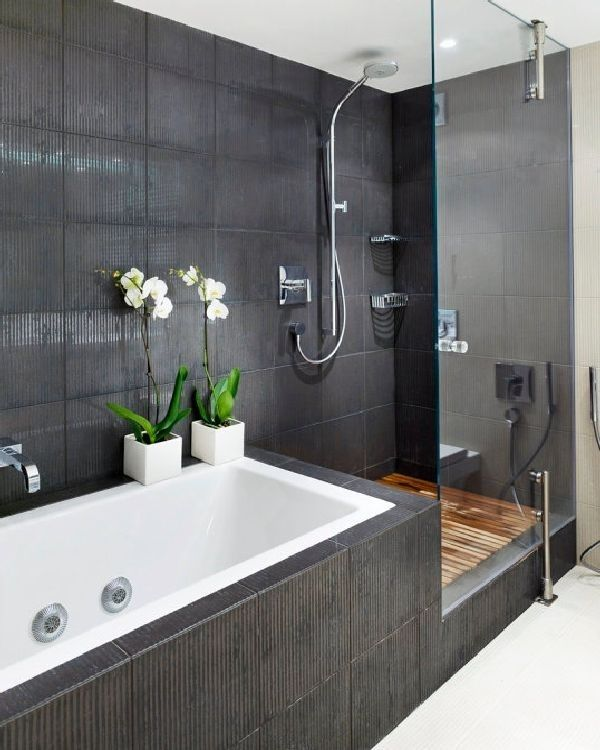 luxe badkamers wit: pin luxe badkamer uitgevoerd door ennovy met, Badkamer
