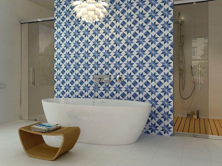 Kleuren badkamer