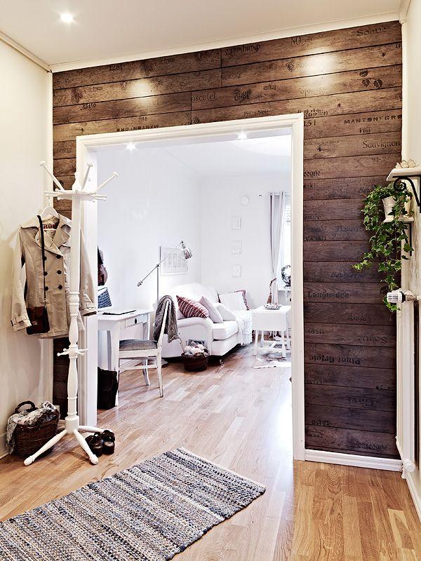 behang ideeën woonkamer  interieur insider, Meubels Ideeën