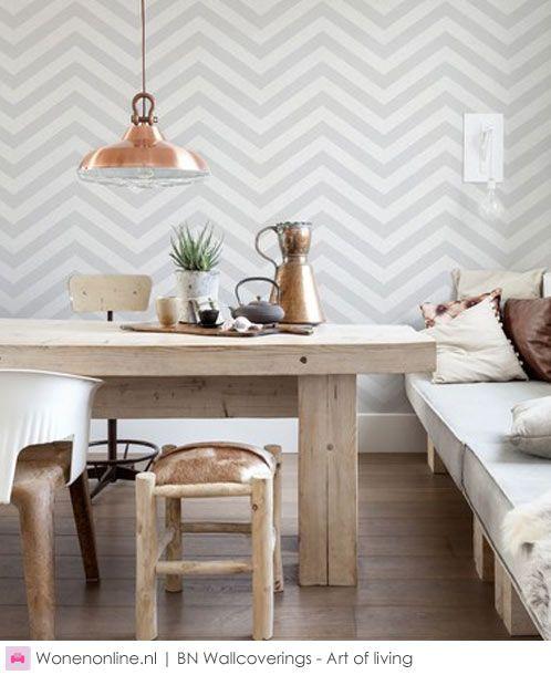 Behang Woonkamer Wit. Great Zwart Wit Interieur Ontwerpen Tips U ...