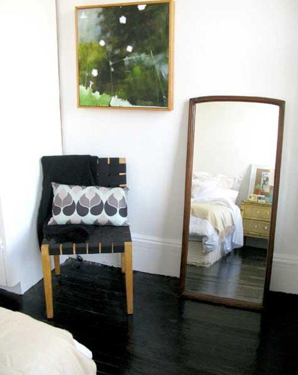 black-full-paint-floor