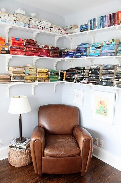 creatief boeken opbergen interiorinsider