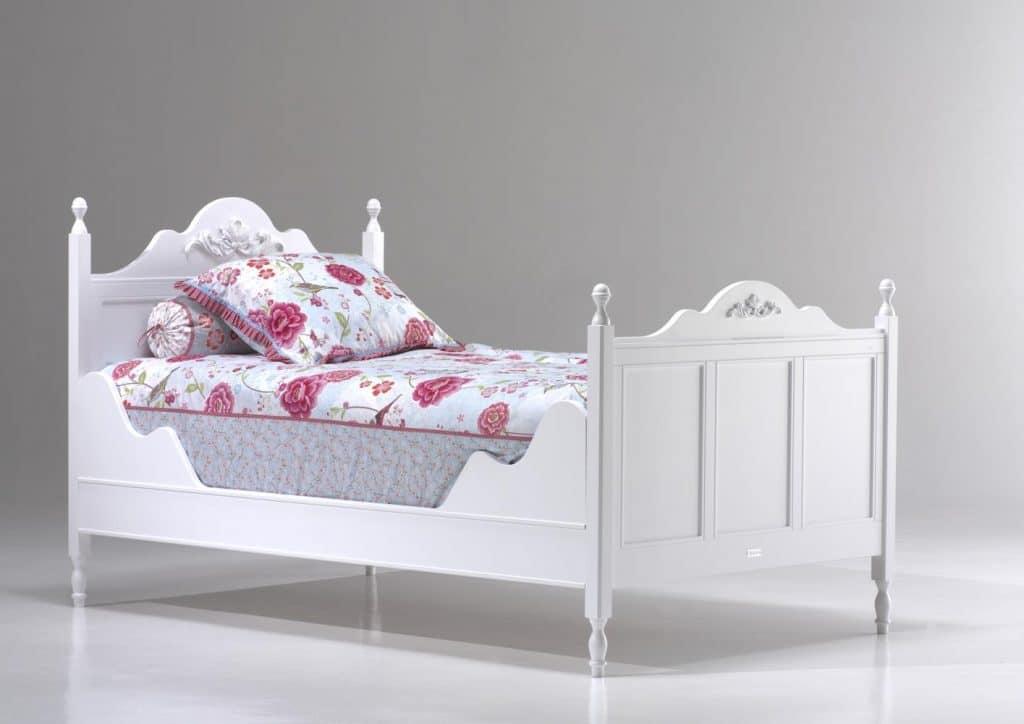 Twijfelaar bedden interieur insider - Hoofd fluwelen bed ...