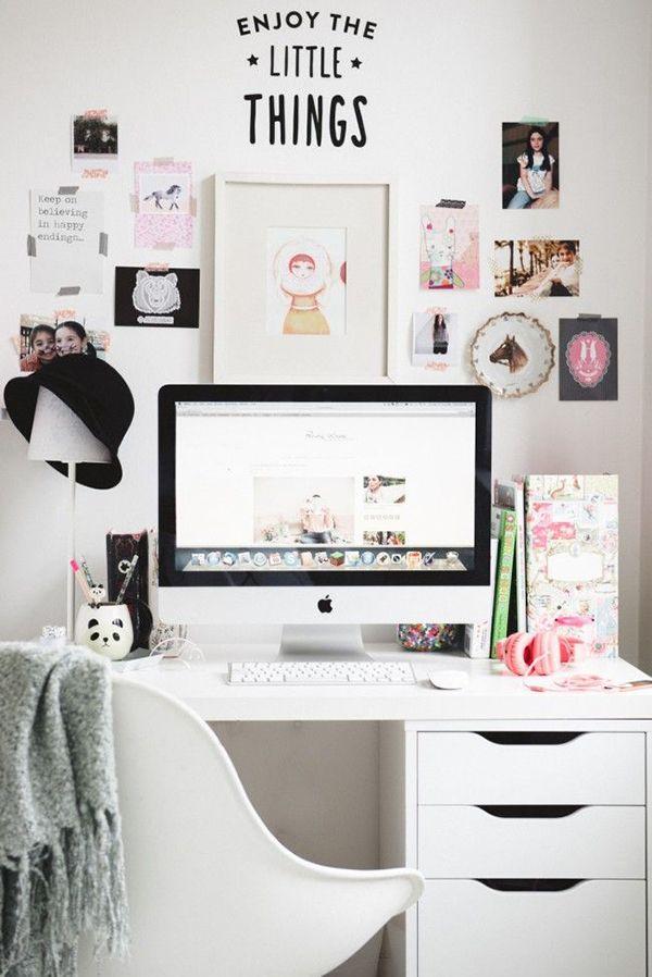 Decoratie kantoor for Deco voor slaapkamer meiden