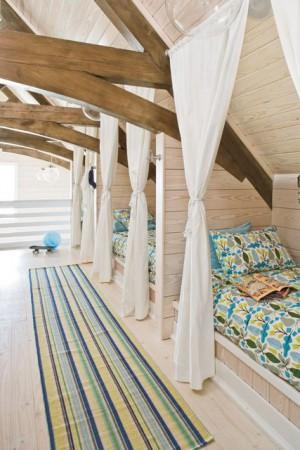 Van zolder tot slaapkamer - Decoratie zolder ...