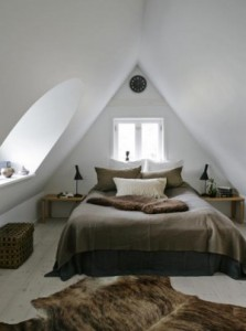 Van zolder tot slaapkamer - Slaapkamer onder het dak ...