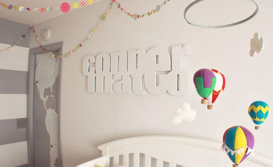 Idee babykamer