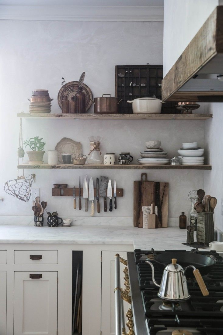 Groen interieur interieur insider - Deco land keuken ...