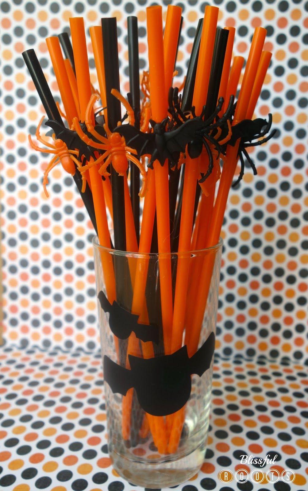 diy-halloween-straws