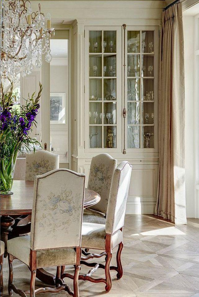 Frans interieur interieur insider - Gordijnen landelijke stijl chique ...