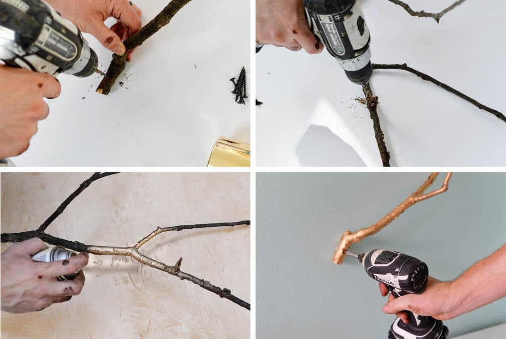 gilded-jewelry-branch-DIY