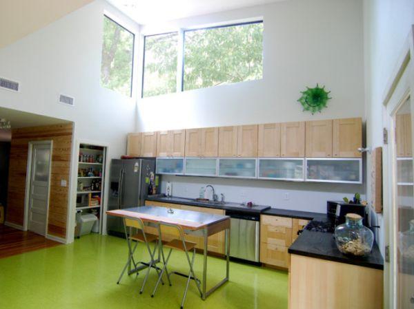 green-decor-for-kitchen