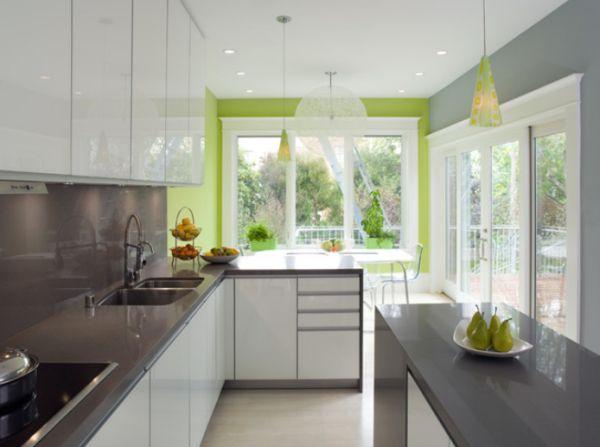 Kleuren voor de keuken   interieur insider
