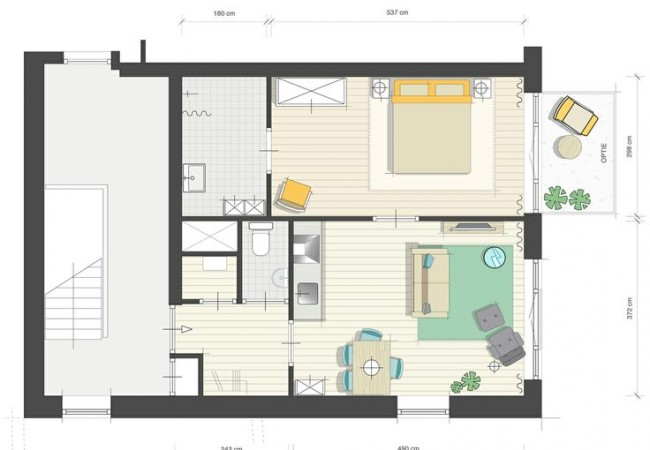 Tekening inrichting slaapkamer archieven interieur insider - Hoe je een centrum eiland keuken te maken ...