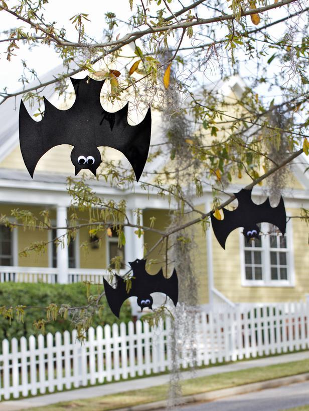 Halloween versiering - Deco halloween tafel maak me ...