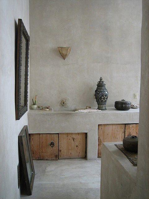 Hammam badkamer interieur insider - Decoratie stijl van de bergen ...