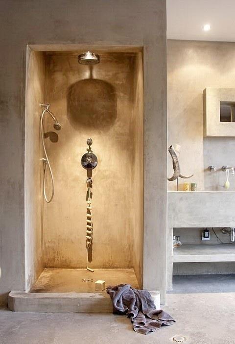 Hammam badkamer - Interieur Insider