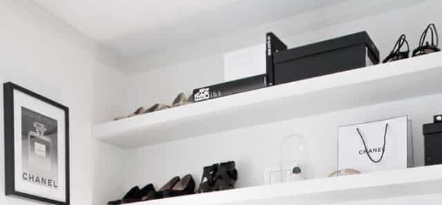 Mode kamer