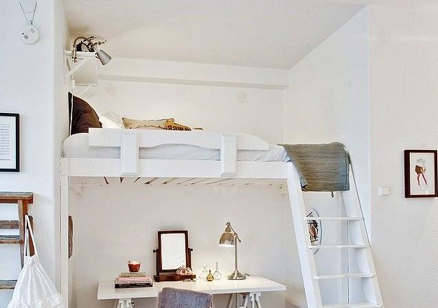 kleine slaapkamer een kleine slaapkamer inrichten kan een grote ...