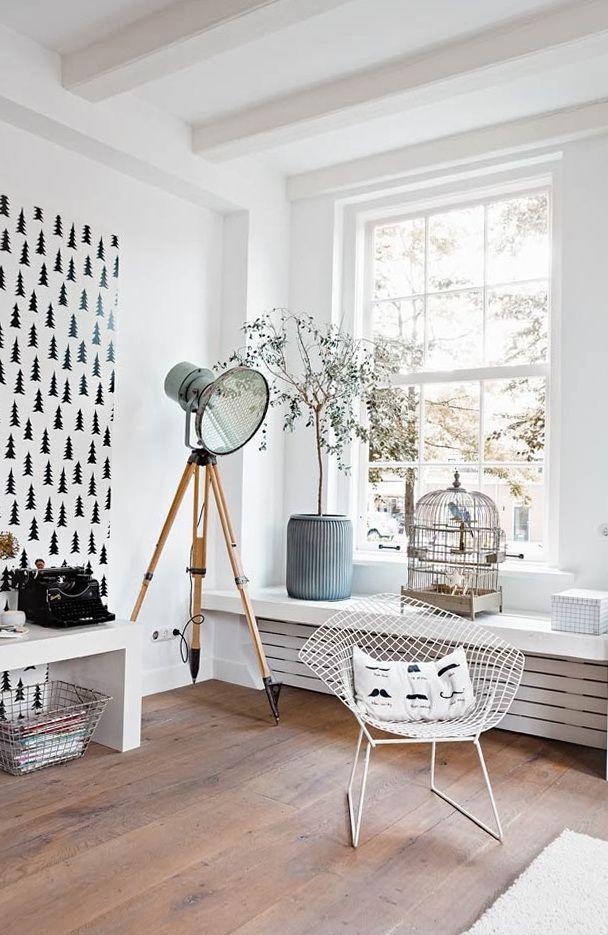 Scandinavische inrichting - inspiratie voor een leefbare kamer
