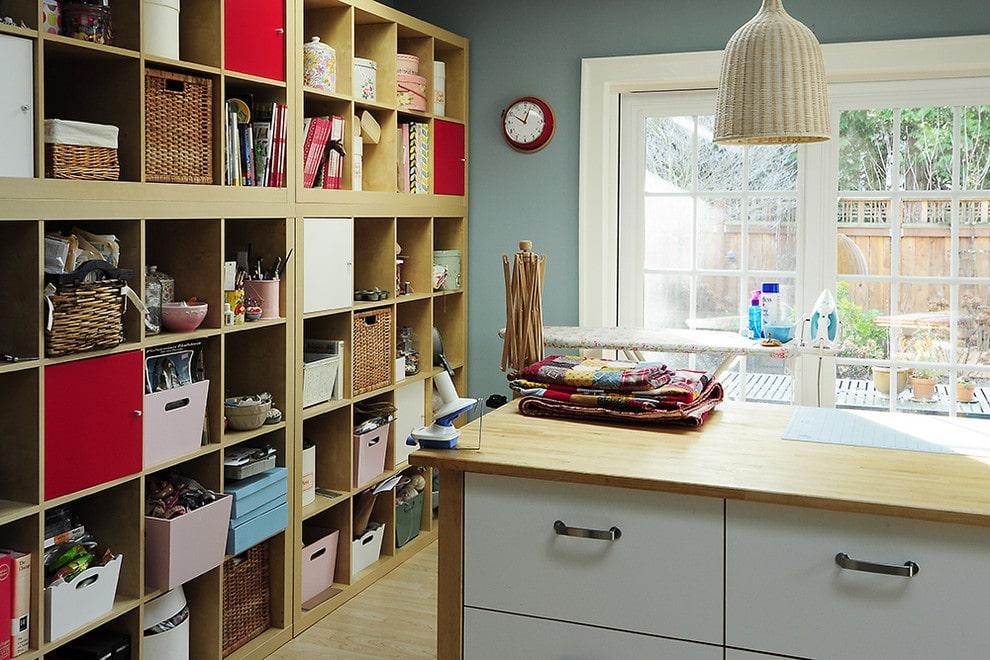 ikea-billy-cubed-storage-craft-room