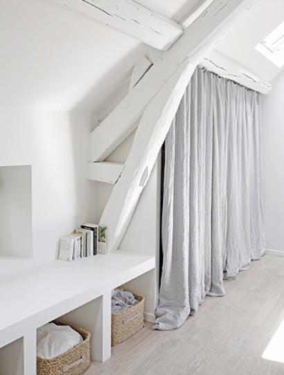 imgbd  slaapkamer met schuine wanden inrichten  de laatste, Meubels Ideeën