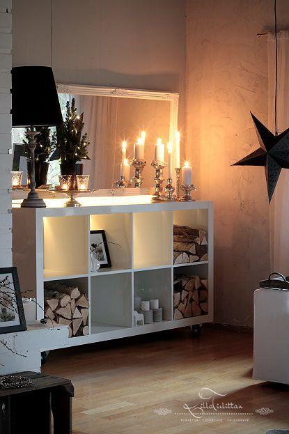 Open kast inrichten - Salon decoratie ideeen ...