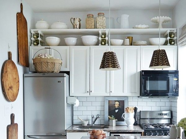 Opbergen Kleine Keuken : Favoriete kleine keukens ideeen kf64 belbin.info