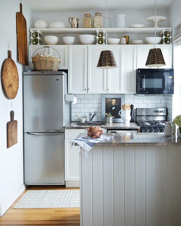 Kleine keuken inspiratie